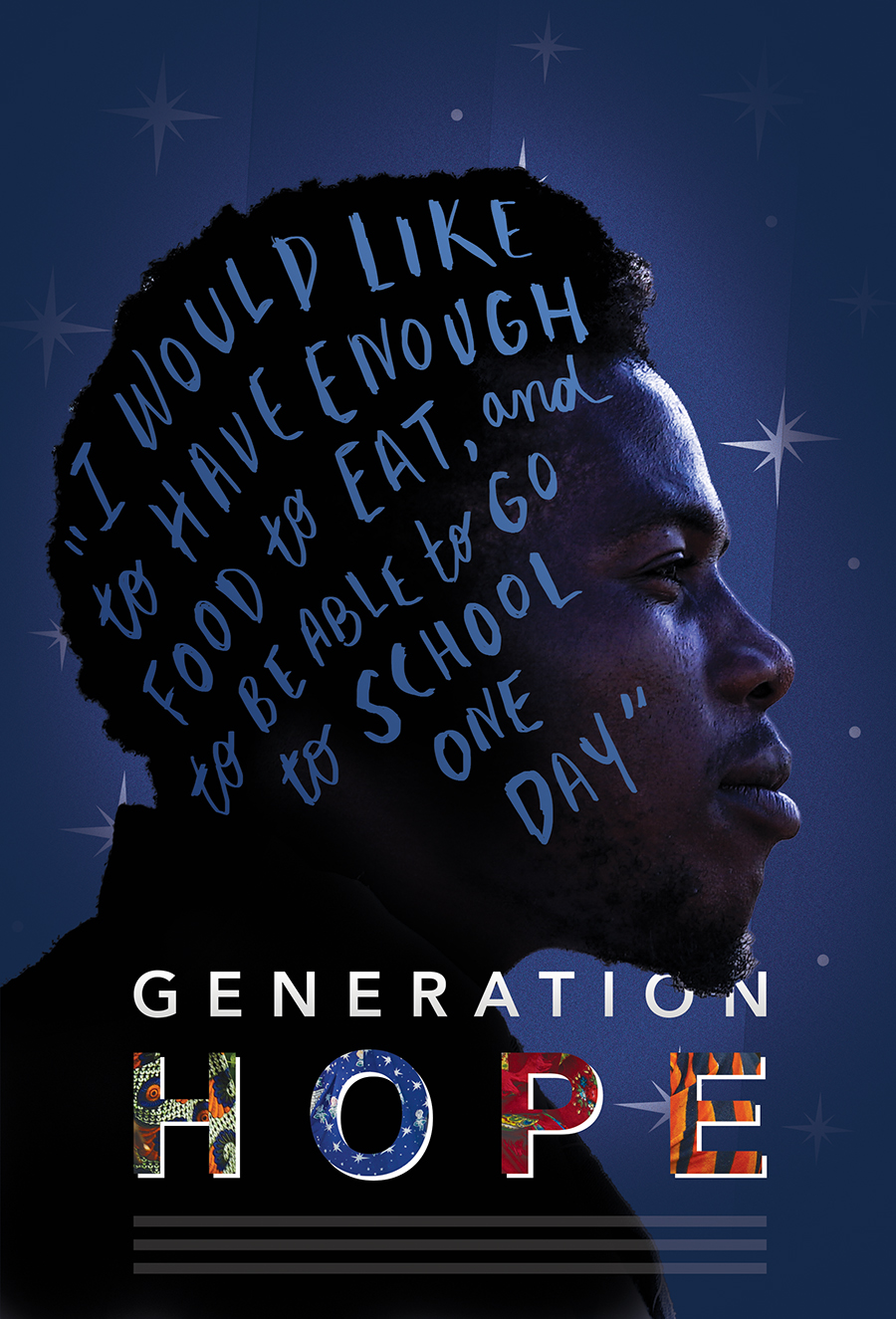 Concept Poster for Generation Hope