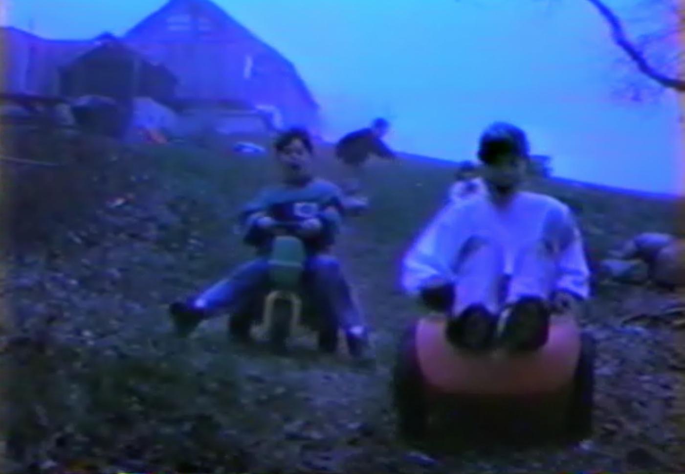 1993 -Kinnane Bros. borrow grandparents video camera
