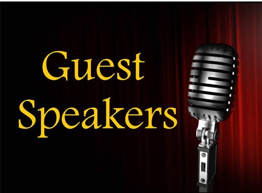 Sermons from guest pastors and speakers.