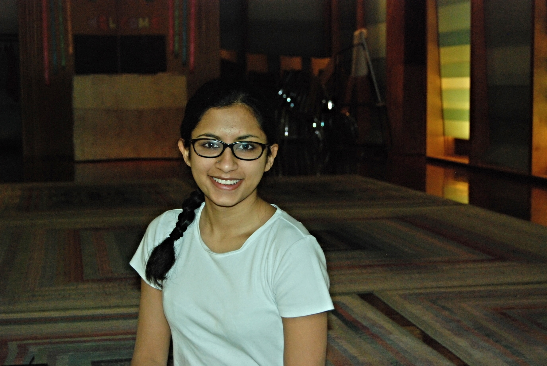 Kavita Singh, Northeastern student