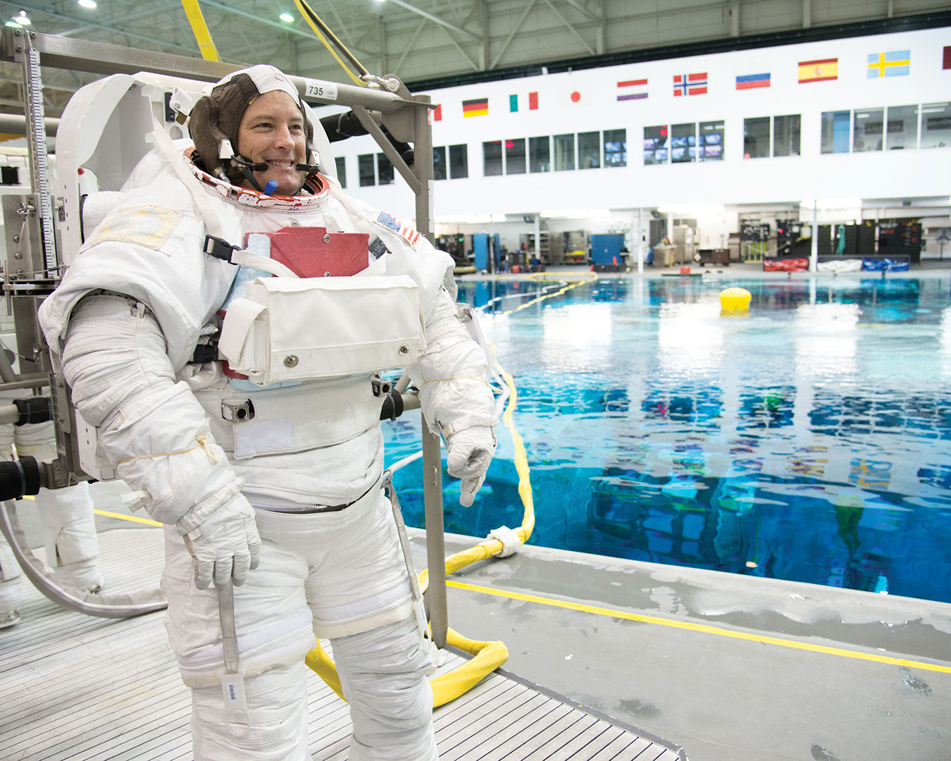 The Making of an Astronaut - How Randolph native Scott Tingle shot into space aboard the International Space Station
