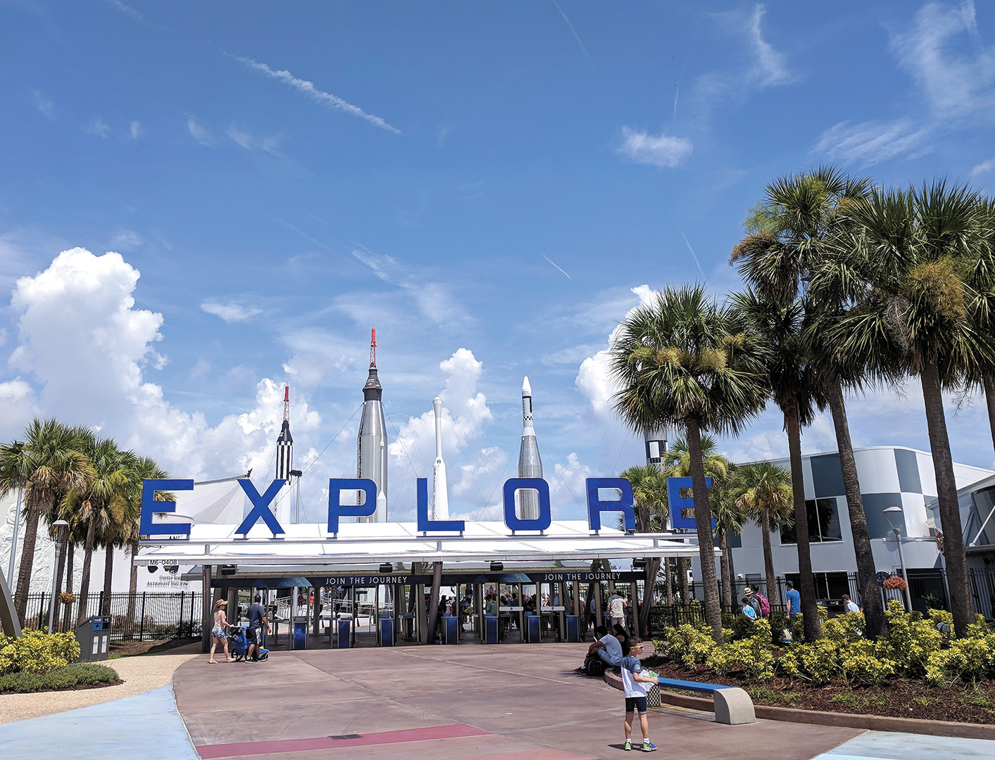 Have a Blast - Push the limits with a trip to Cape Canaveral