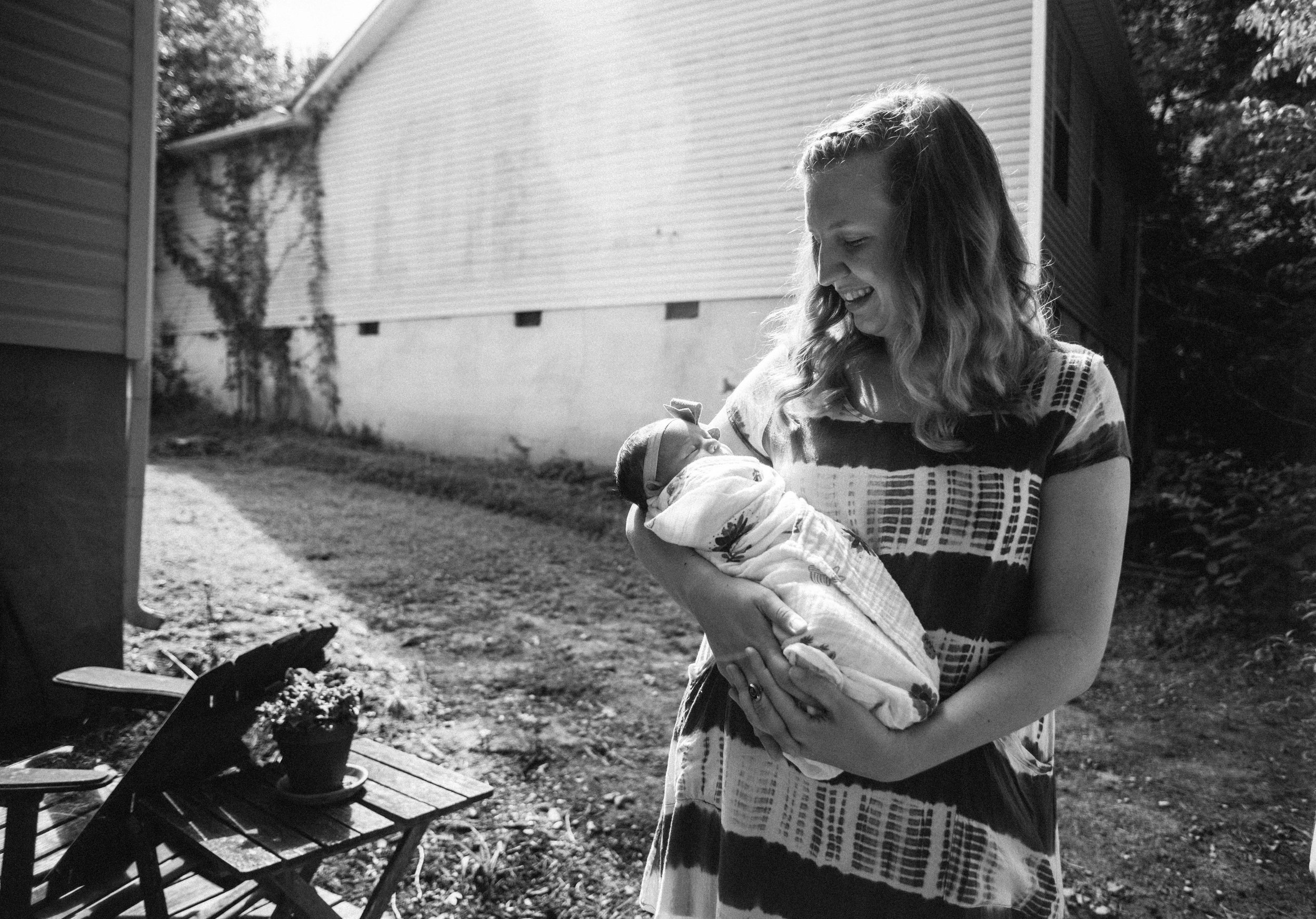 I had the honor of photographing Bo and Anna Beth the morning they brought their baby girl home. Bo and Anna Beth thank you for allowing me to be a small part of this journey. I love y'all and I'm so proud of you two and I promise I only shed one tear as I was making this blog post. ;)