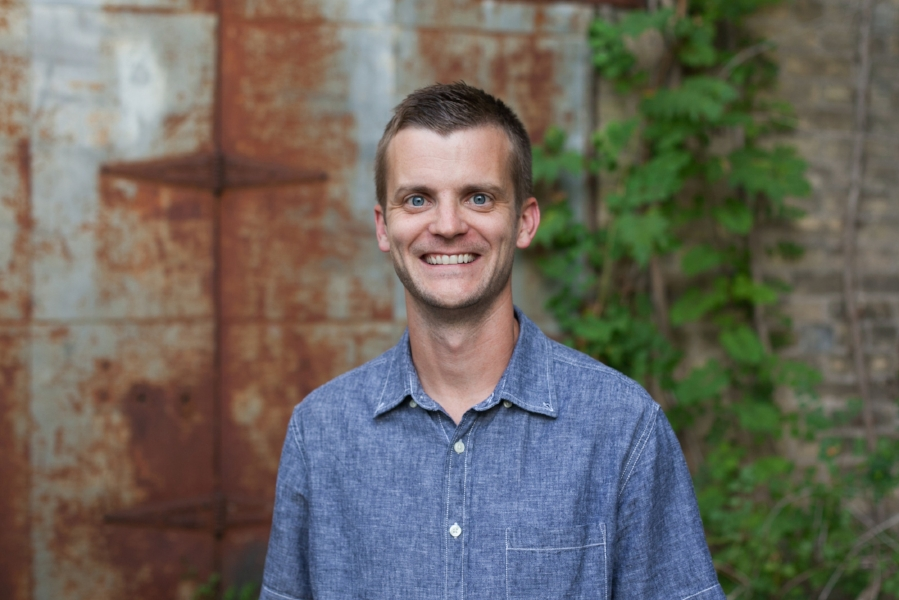 Troy Erbe  • Web Coordinator, Worship Arts Assistant