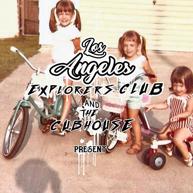 Unapologetically using my family photos to promote our next LA Explorers Club ride, coming up THIS SUNDAY, July 28th. @losangelesexplorersclub and @itsnotabikeshop are joining forces to host a Sunday Cruise: Teen Wolf and other Hollywood Love Stories. If you love 80's movies, you'll wanna ride with us. It'll be a chill 14 mile loop to/from The Cubhouse in South Pasadena. Consider wearing your best 80's attire to join our costume contest during the After Party! Hope you can make it. Link in my bio to the RSVP list. All RSVP'd riders receive a free, commemorative ride patch! See you Sunday!