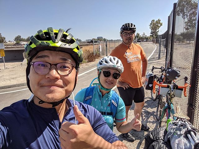 Last weekend, we sent @dav.out, his wife @julieliuit and their friend Eugene on a bikecamping getaway to @dohenybeach. The only hitch was they had to document it so we could show YOU how they did it. Follow along on our stories as they show you their 🚴🏻‍♀️🚴🏼‍♂️⛺️🏝journey. All photos by them!