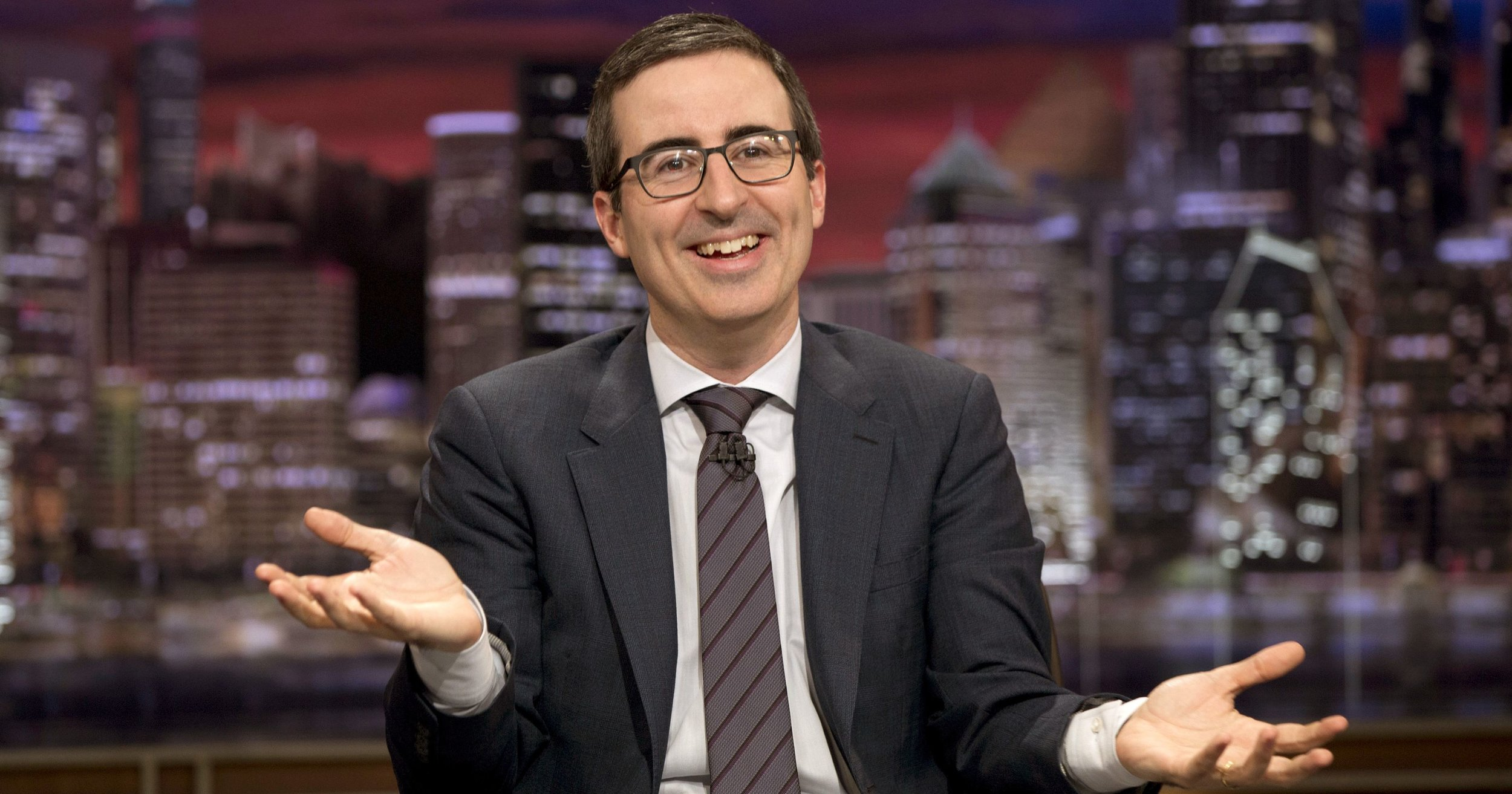 John Oliver, Last Week Tonight