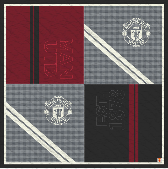 Pbteen Manchester United Sarah Goodwin Illustration Design