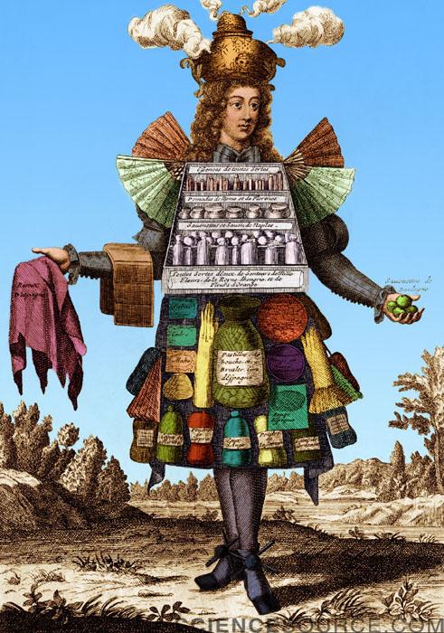 The Perfumist, 17th Century
