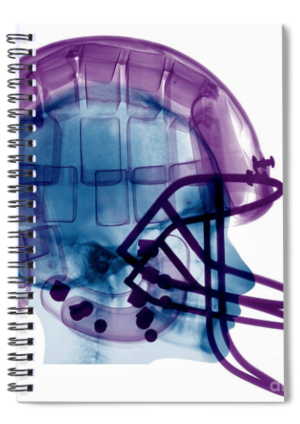 Sports notebooks, phone cases, and more