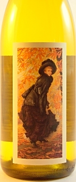 The Painting:  October,  by James Tissot