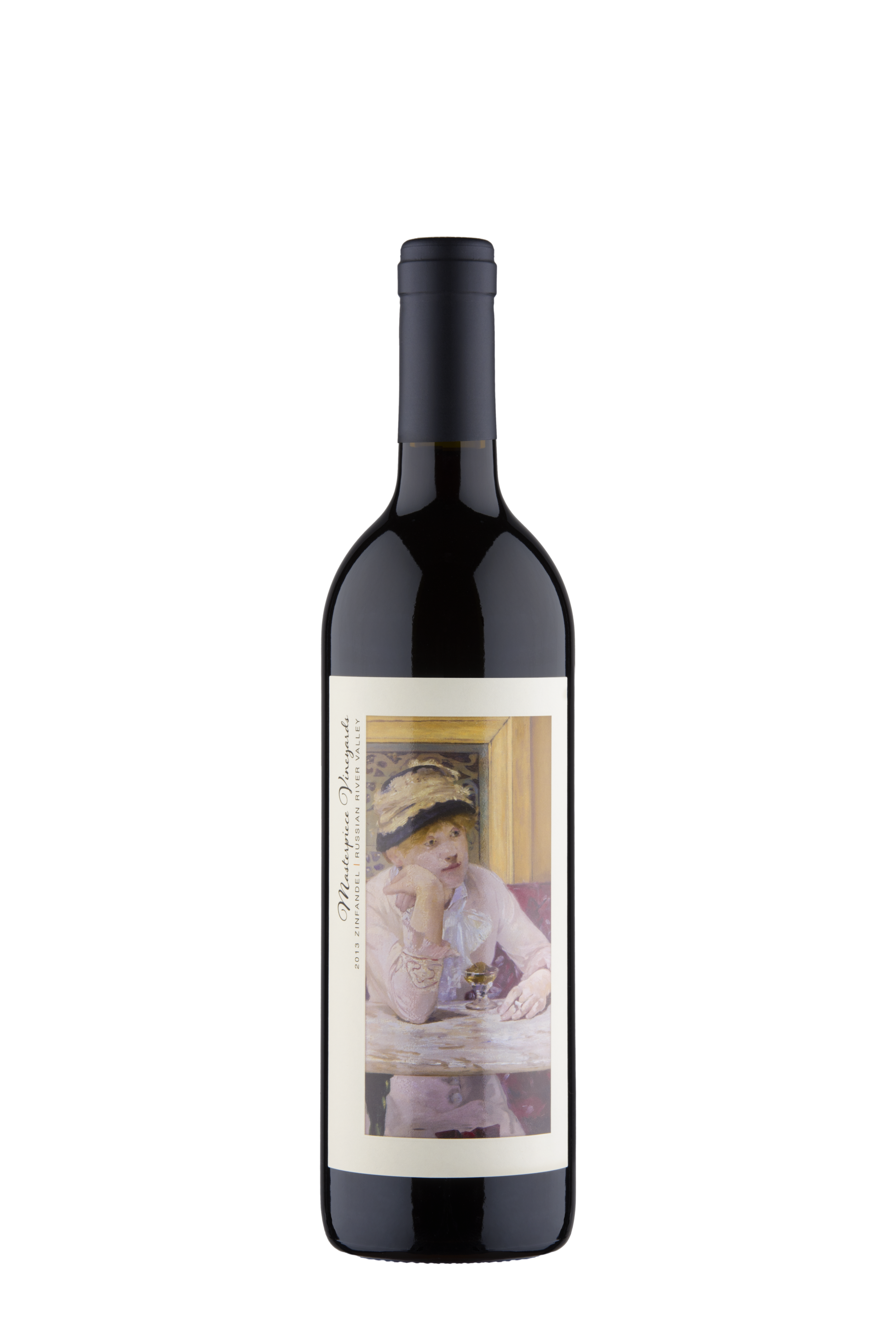2013 Zinfandel (transparent png)