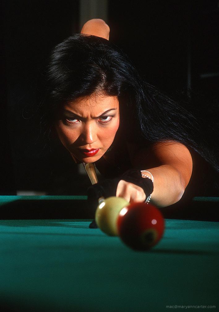 Jeanette Lee, the Black Widow