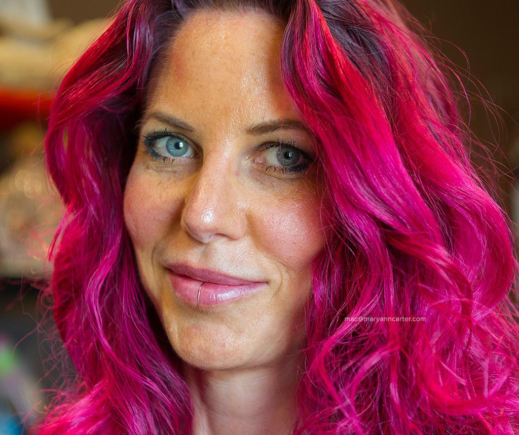 Caitlin Van KersenInstagram: @pinkyvkYouTube: PinkyvkFacebook: Caitlin Van KersenHair stylist at Richard Anthony'sIndianapolis