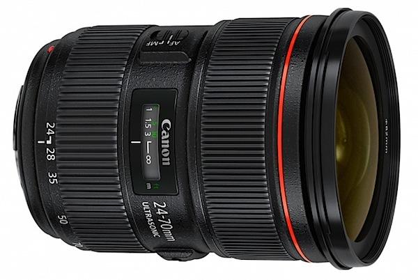 Canon 24-70mm F2.8L USM II