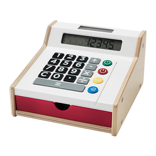 ikea cash register