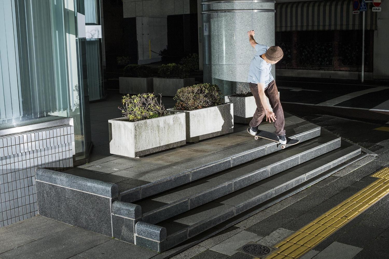 Backside Lip-slide / Photo: Reece Leung