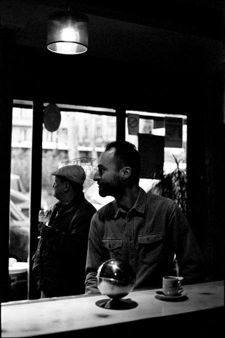 Ben Deberdt, photo by Scott Bourne