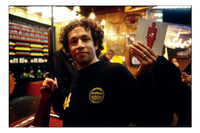 Mark Gonzales, Paris 1999