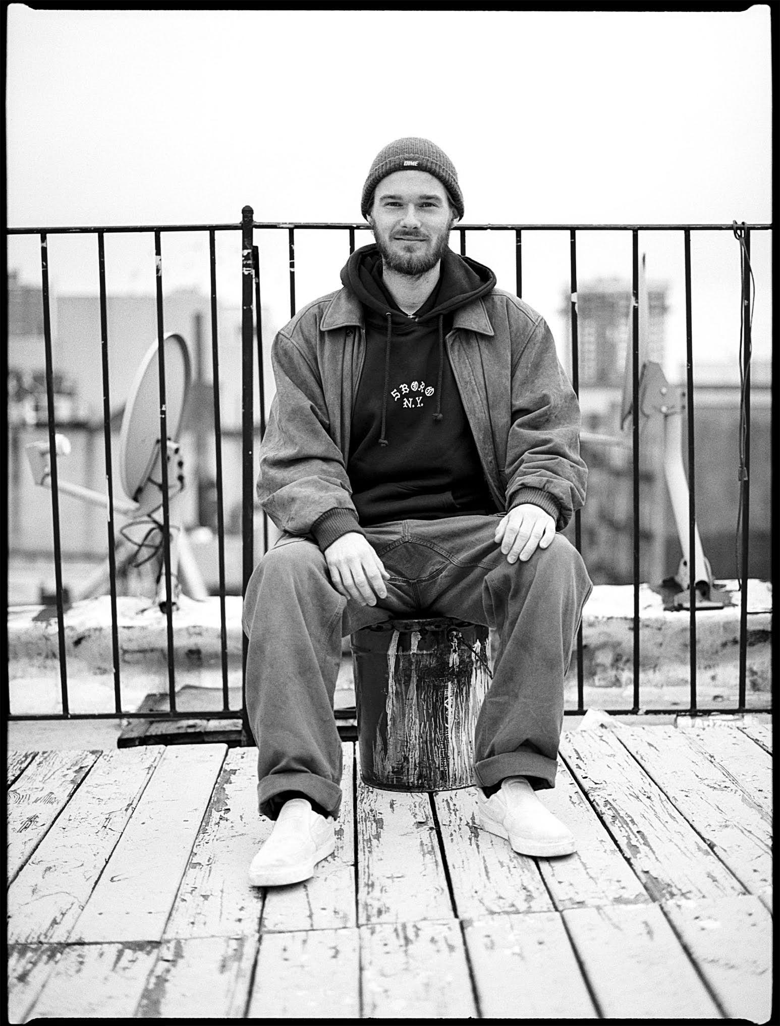 Neil Herrick. Photo: Sam Mckenna