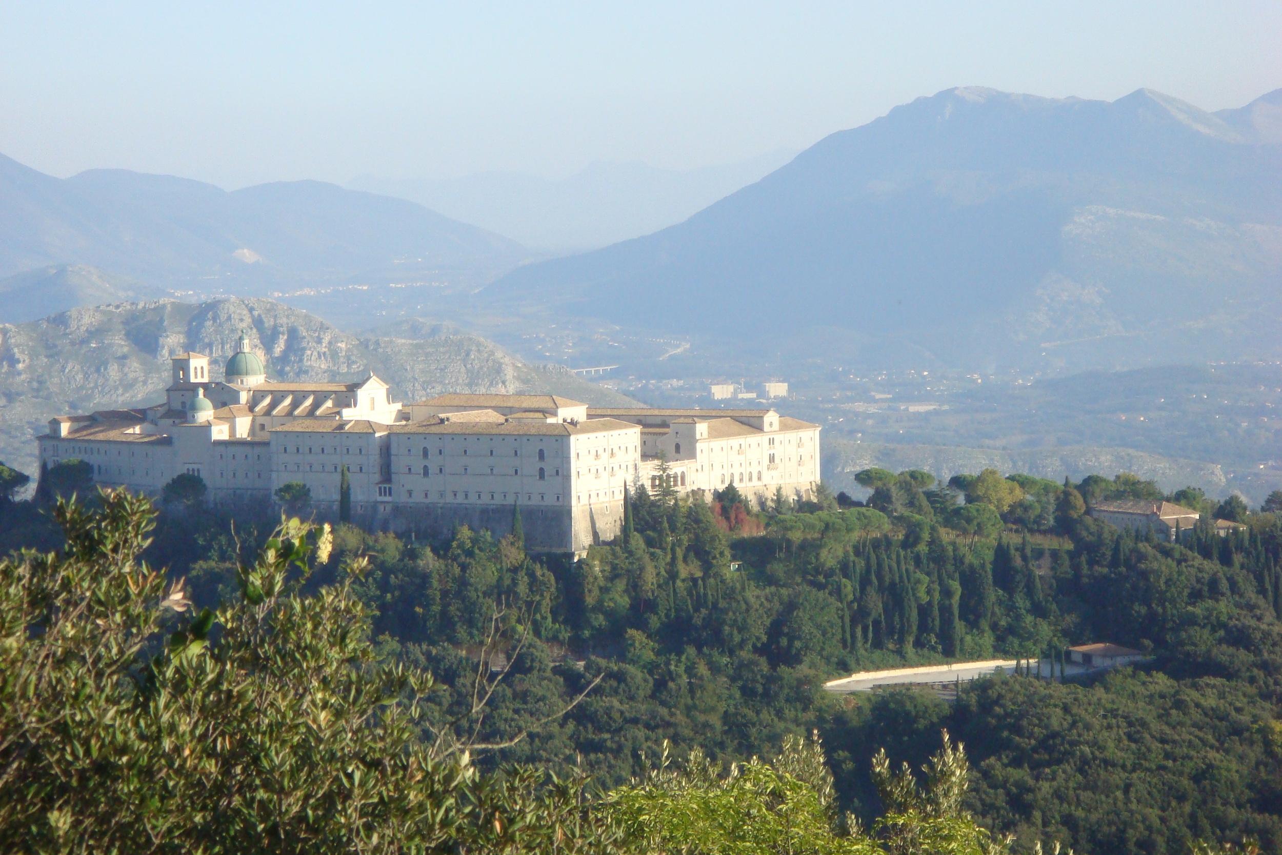 Abbey de Monte Cassino, Italy