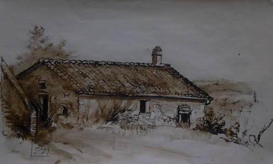 Lucignano Barn