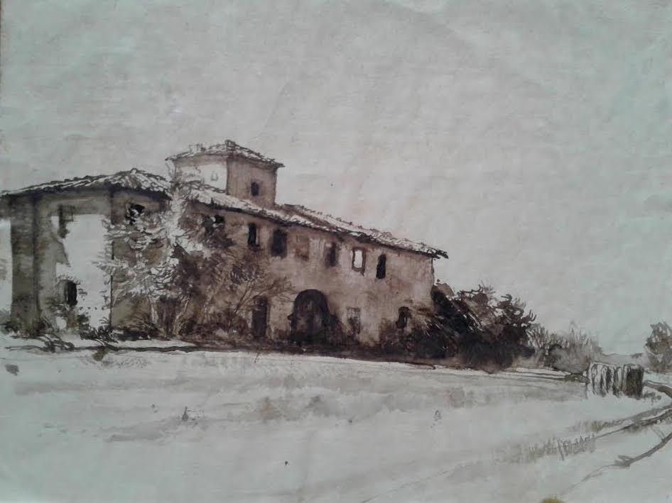 Tuscan Vila