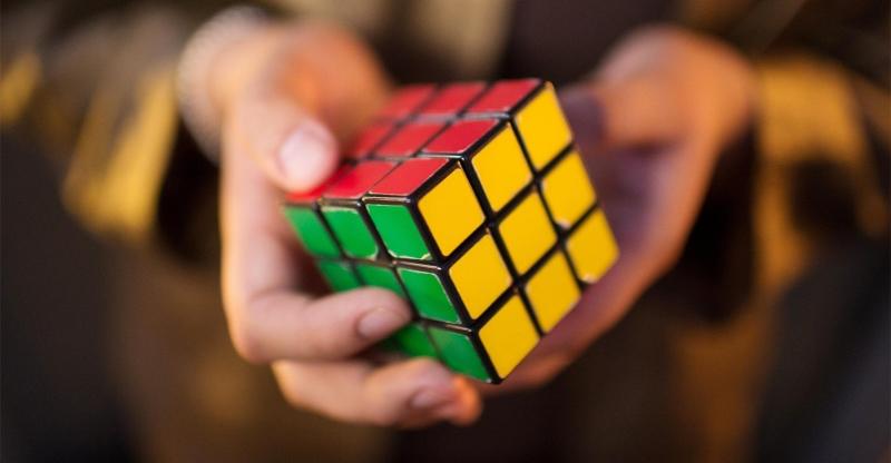 Rubik's Cube ©  nbcnews.com