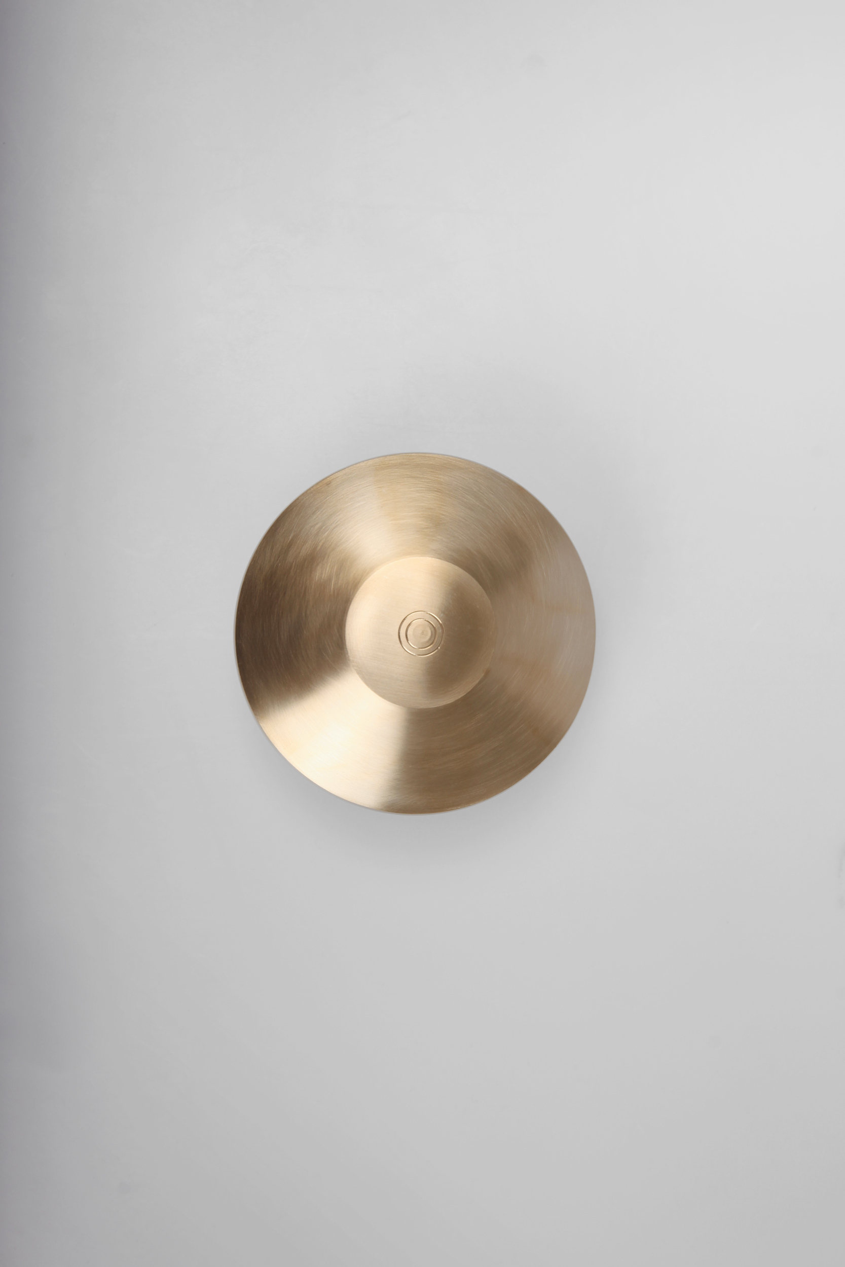 Tableware / brass / unknown