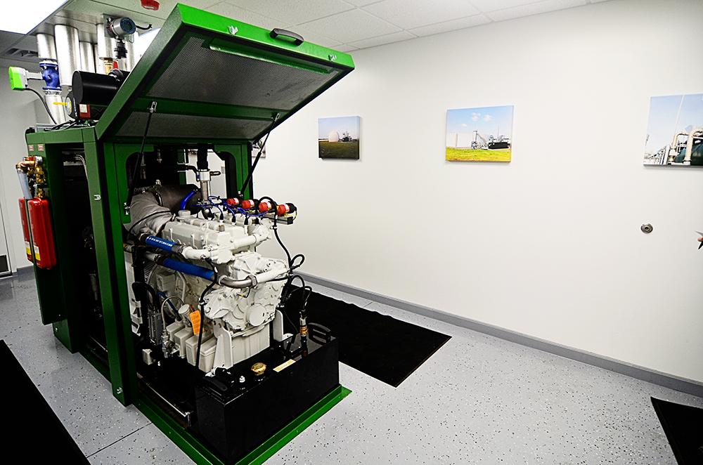 2 x 50 kW CHP Energy Modeling