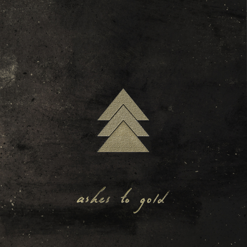 ASHES TO GOLD   (2015) Album Art  By Timothy Choy and Christine Wu