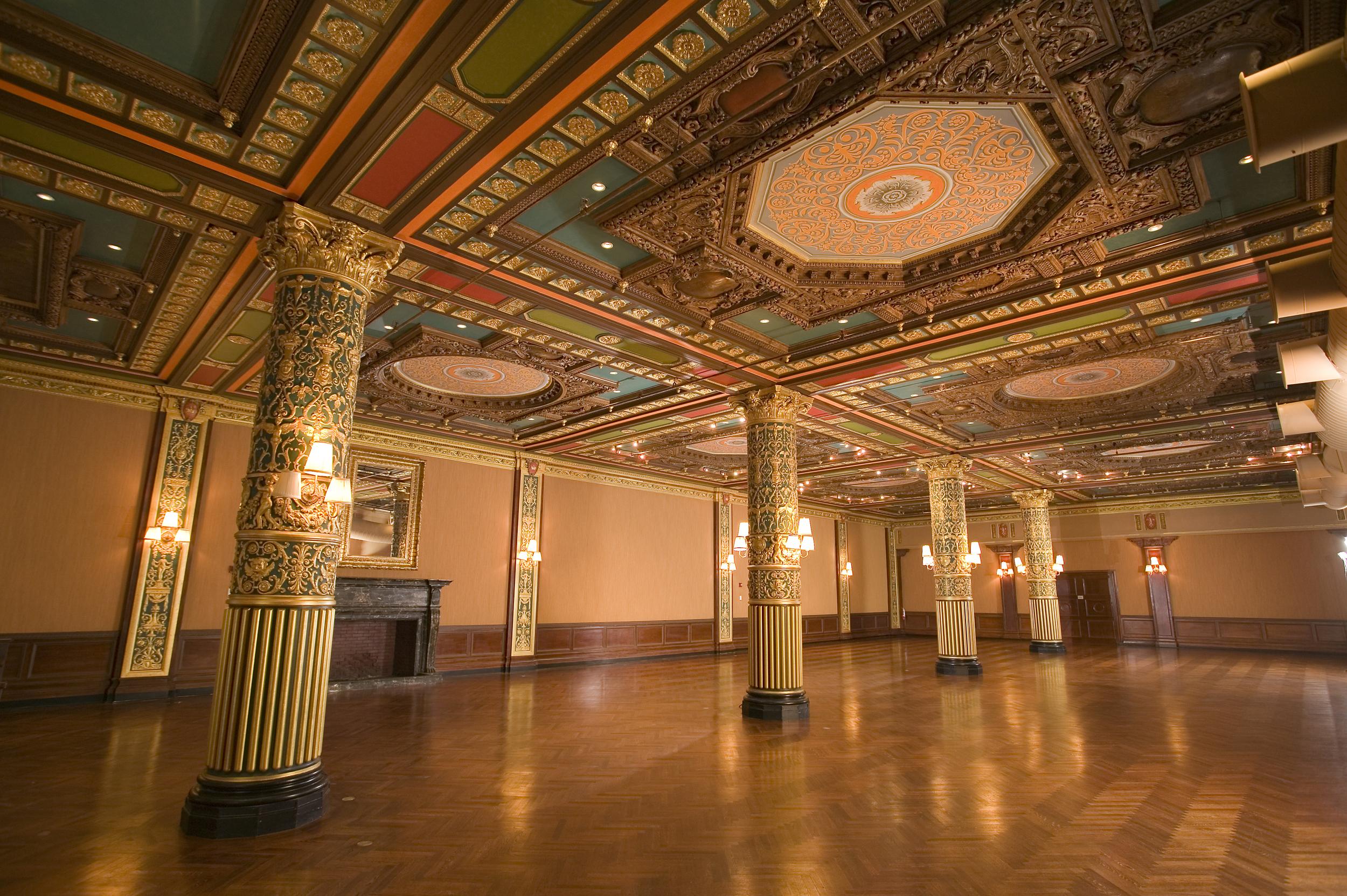The Prince George Ballroom