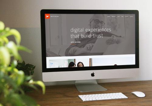 White RHino | Brand refresh & Website Redesign