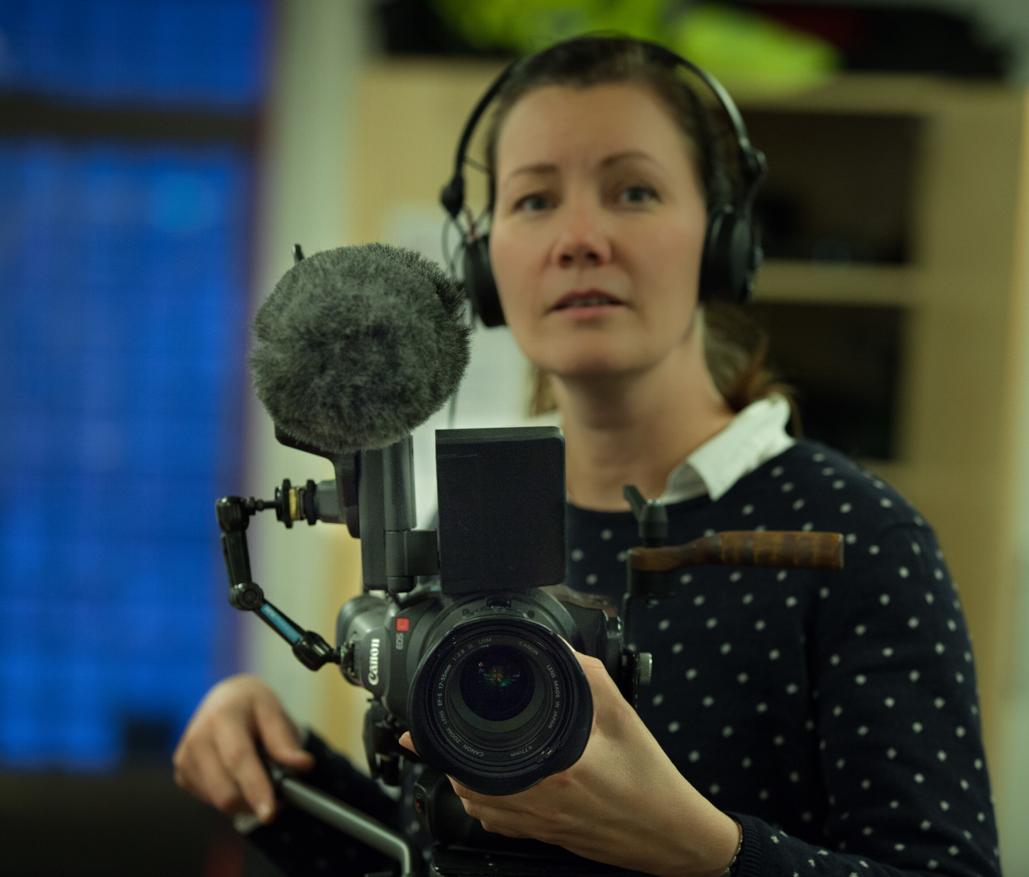 Link:  How Norwegian Broadcasting made its first vertical documentary .