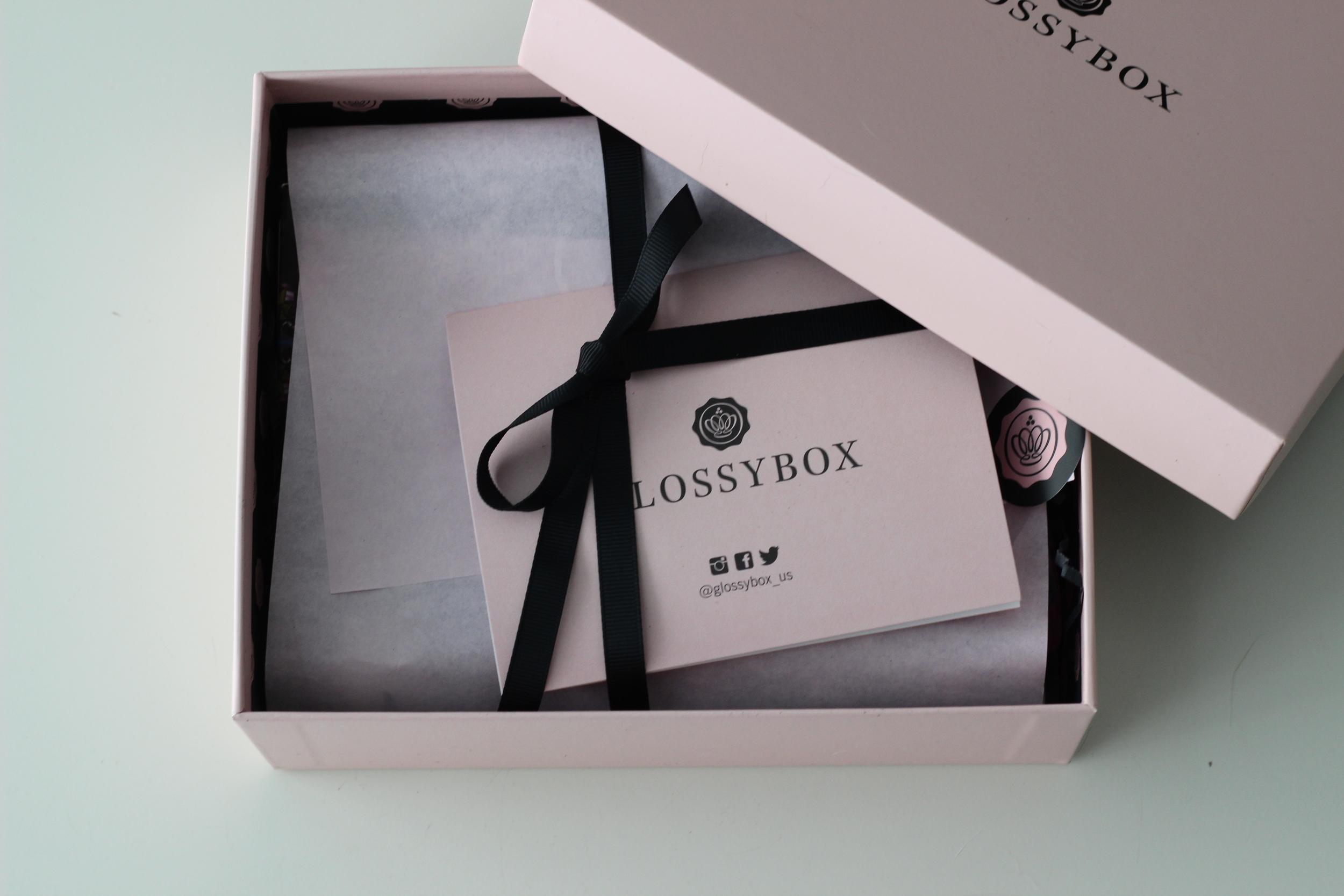 January Glossybox