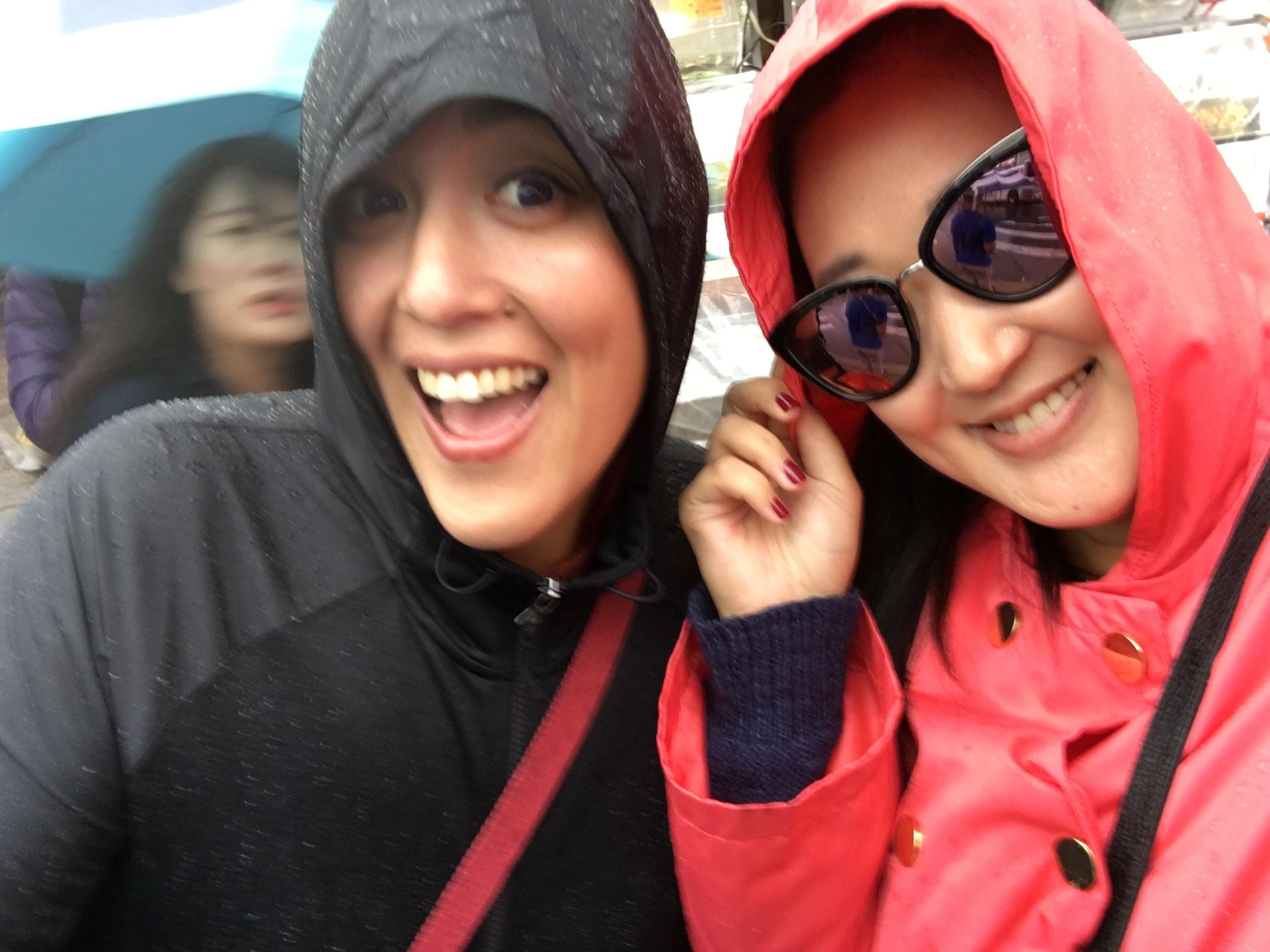 Rainy Day Smiles