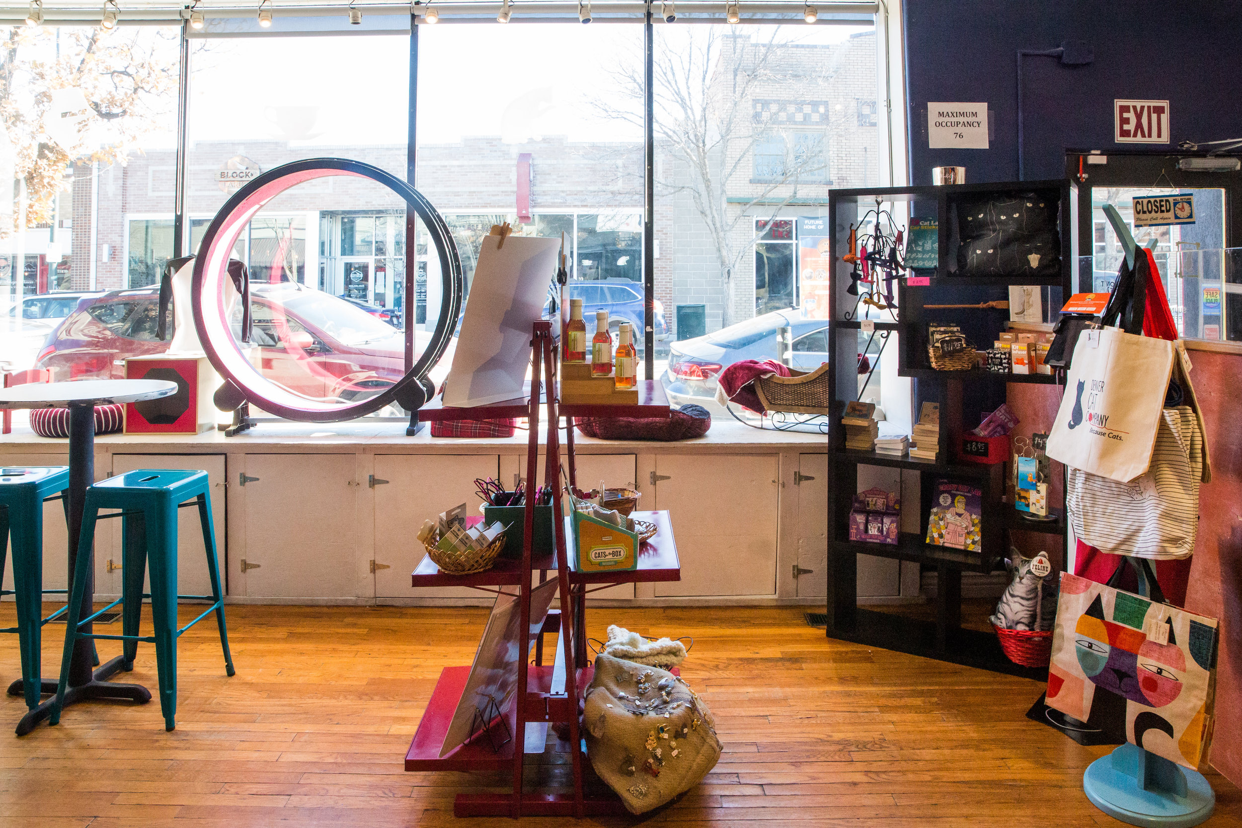 Get your shopping done!  Image credit: Danielle Lirette Photography
