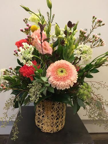 Wildflower arrangement -