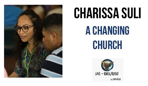 Ep52. A Changing Church, Charissa Suli