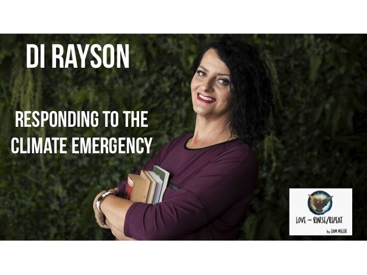 Ep57. Responding to the Climate Emergency, Di Rayson