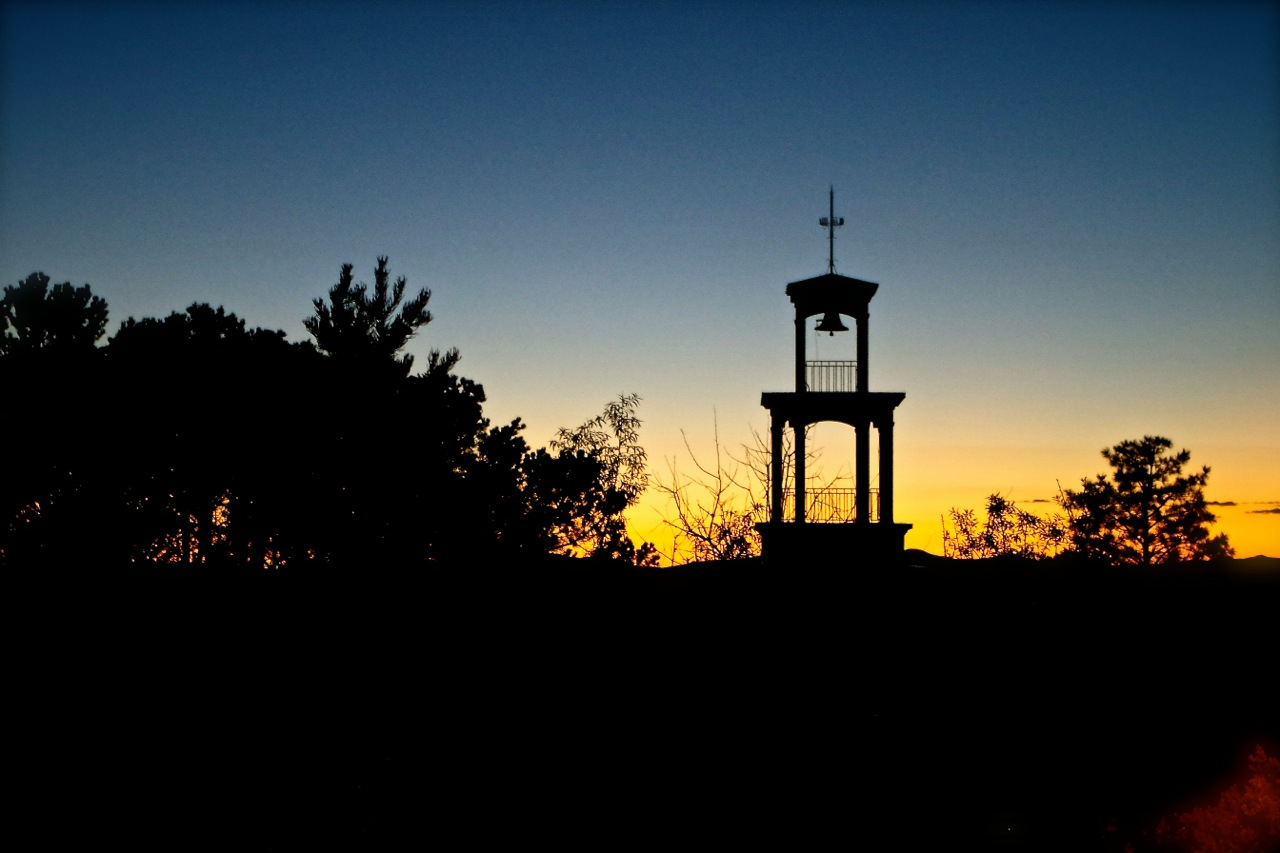 Surprise sunset over St John's College.jpg