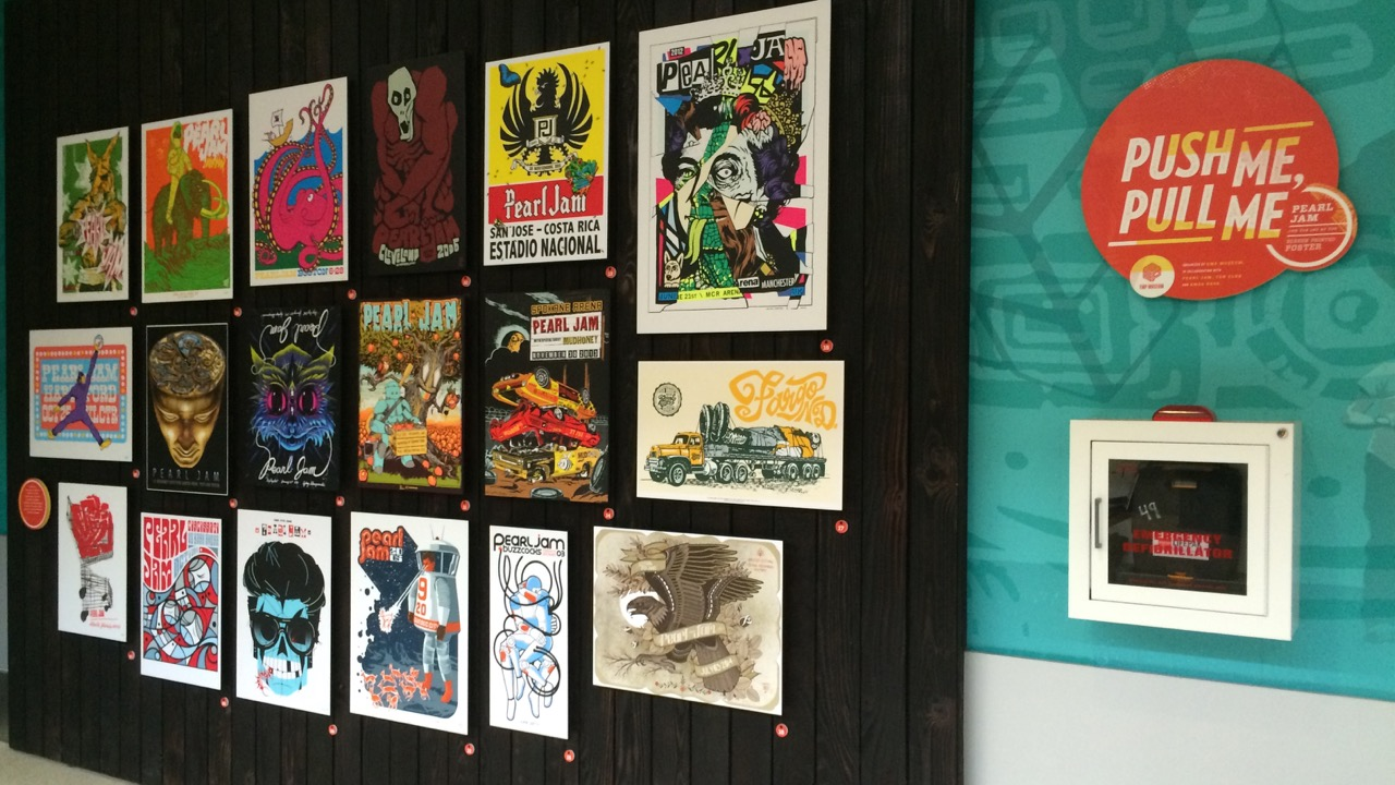 Push and Pull Poster Show