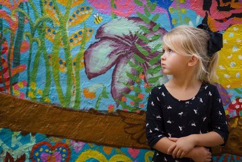 Kaleido Family Arts Festival Student GallerySeptember 14, 2018 - Stop in an enjoy this array of beautiful artwork by students from Elementary/Junior High Schools in surrounding neighbourhoods (Ben Calf Robe - St Clare, Montrose, Mount Royal, St. Nicholas, Spruce Avenue, and Virginia Park), as part of the 2018 Kaleido Festival.❣