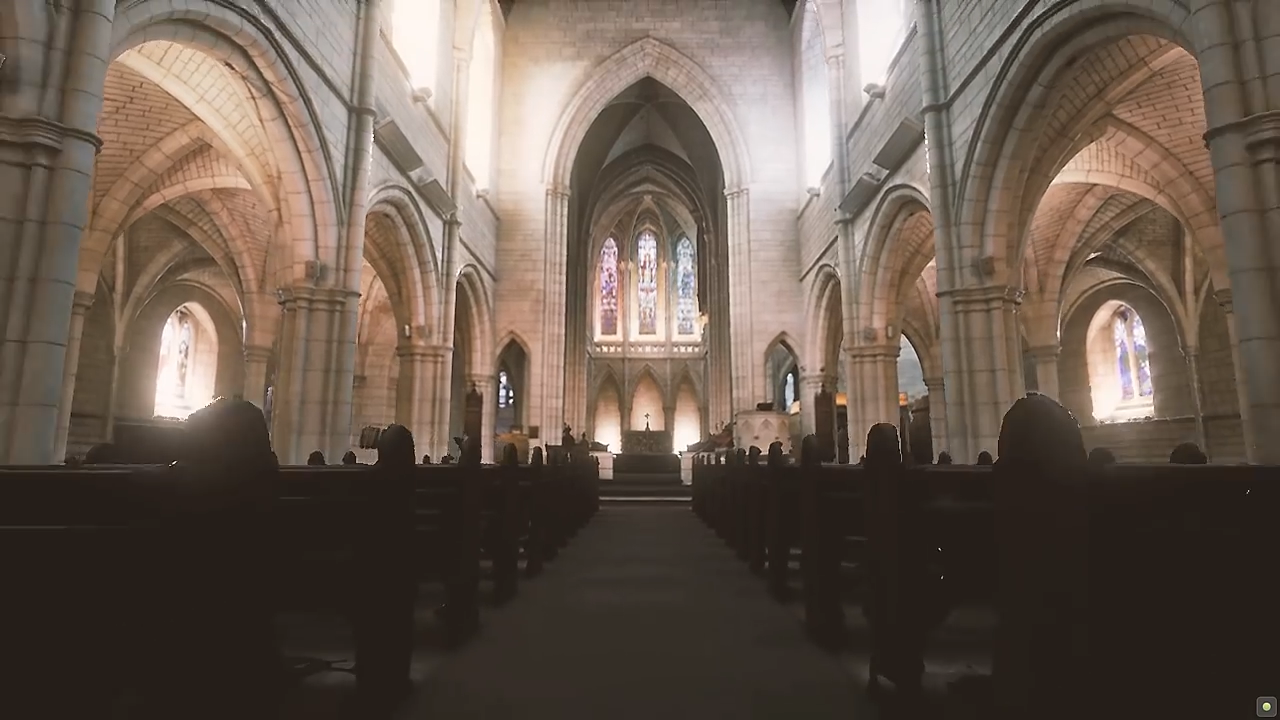 St Mathews Cathederal - 250 gig 7,500 photos including interior drone footage.
