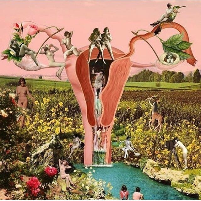 Welcome to the Yoniverse...where pleasure, enjoyment and fun are the rules of the land and the governing body is the actual body.🌷💦🔥 📷:@ladyparts_movement • • • • #vaginasuperhero #yoniverse #sisterhood #womensupportingwomen #pleasure