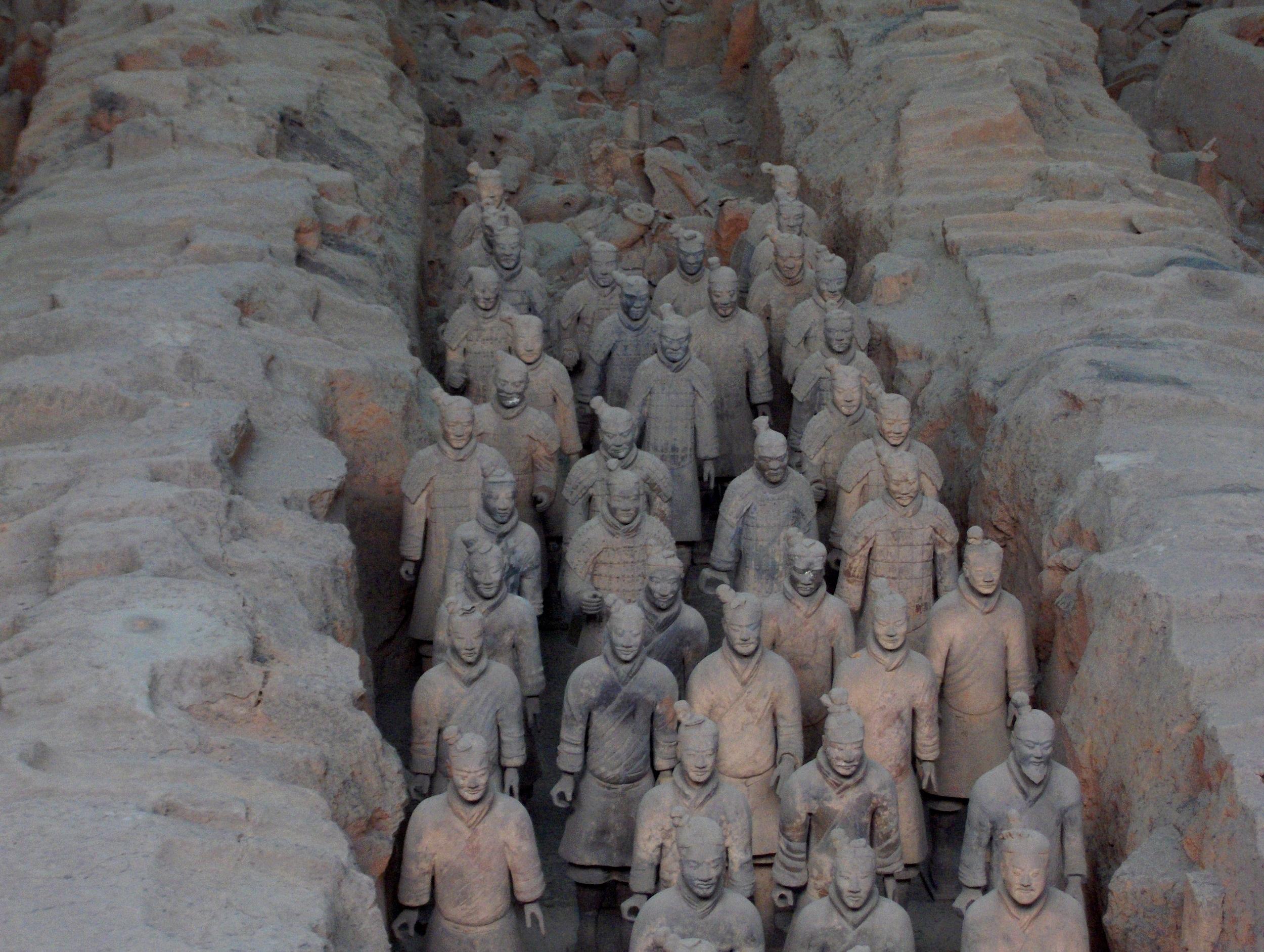 Emperior Qing's Broken Army