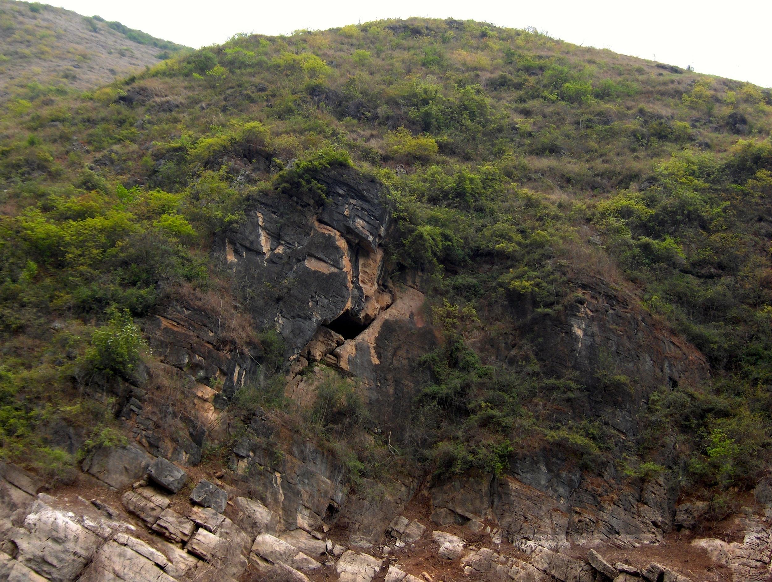 Ancient Bao Burial Site