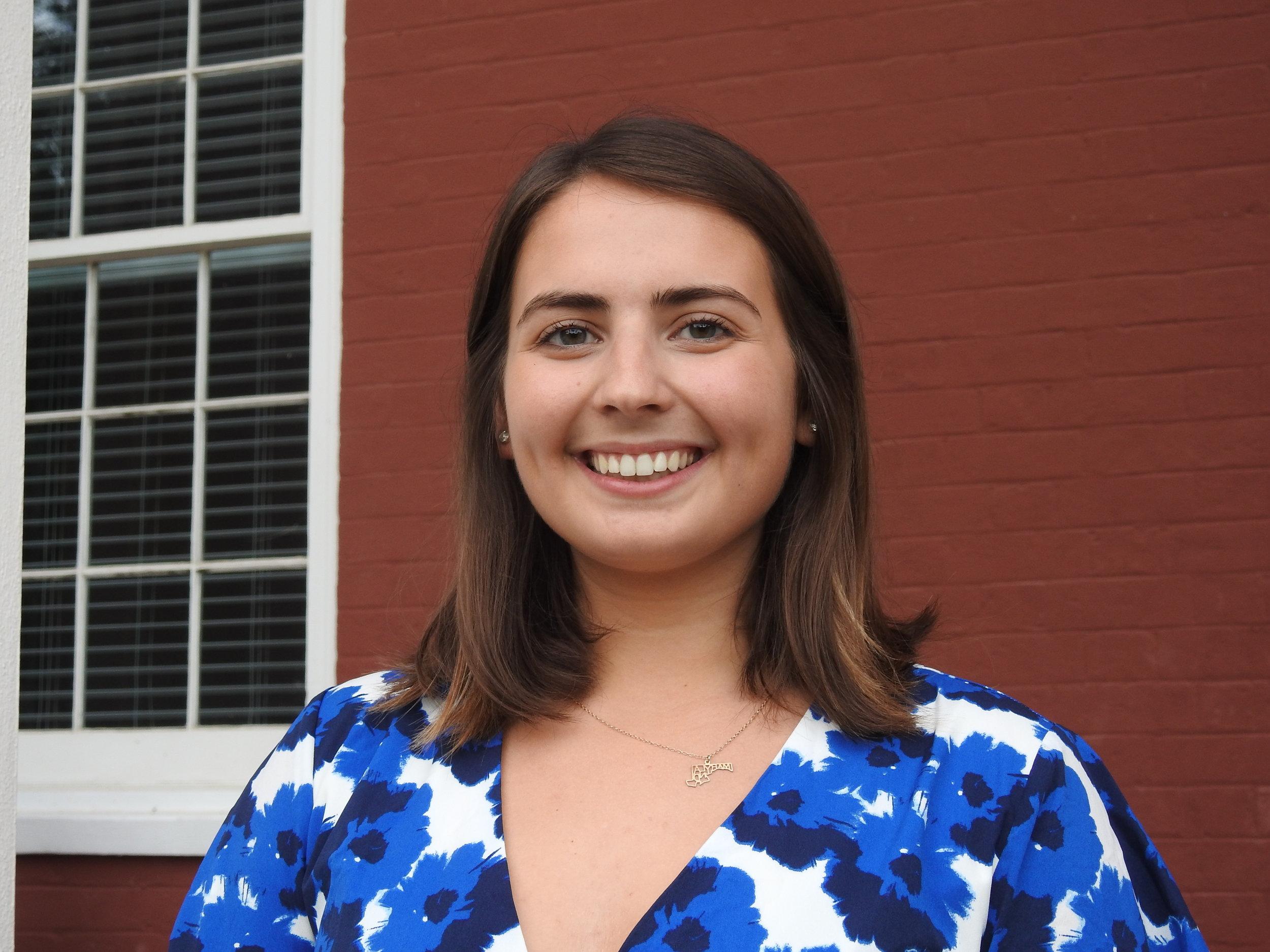 Annie Lentz   Director of Communications  Easton, MD  lentza20@wlu.edu