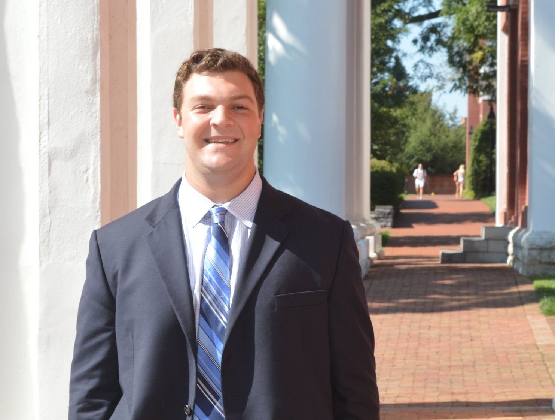 Kyle Perel   National Political Analyst  Gaithersburg, MD  perelk20@wlu.edu