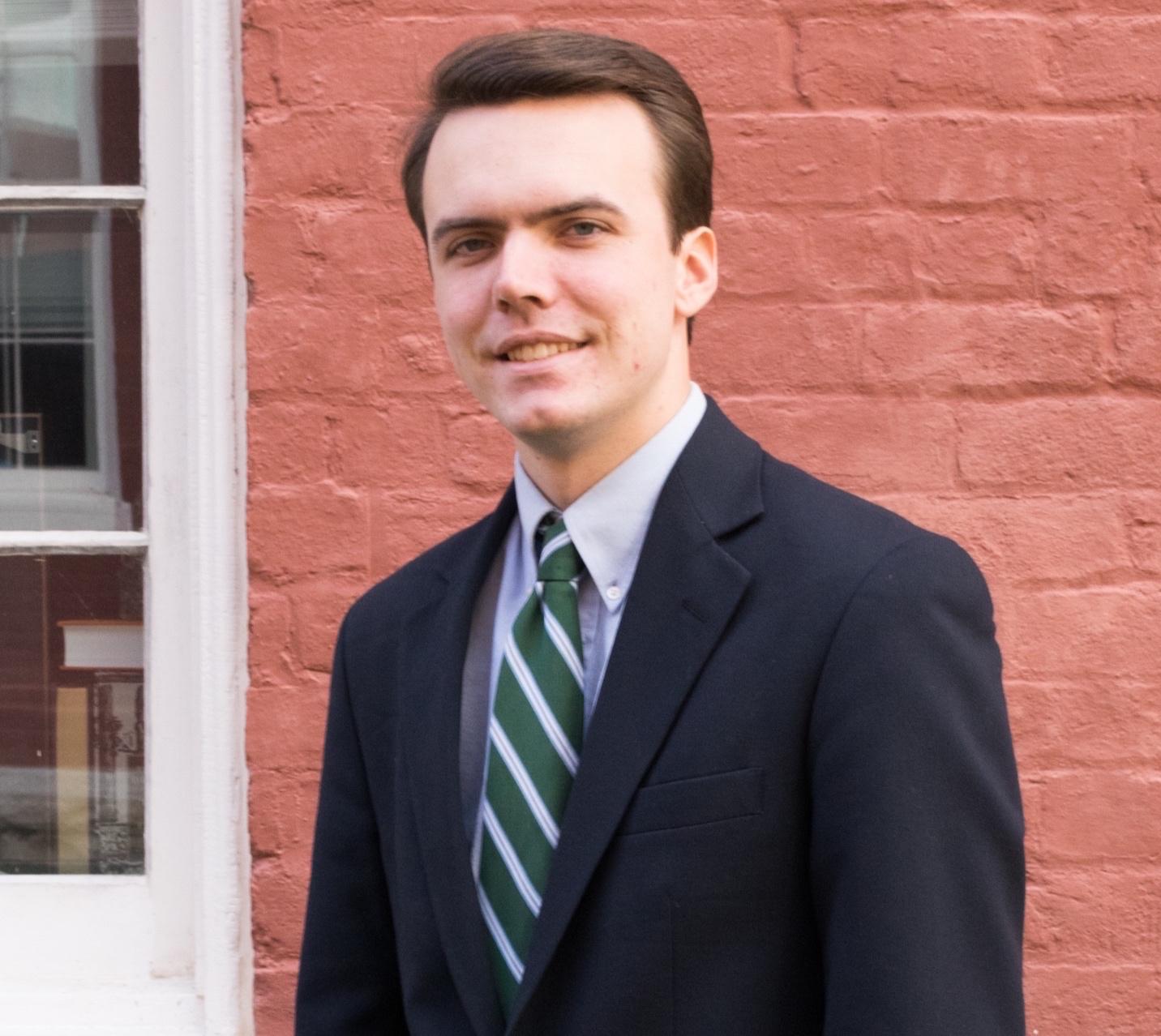 Wes Culp   Mid-Atlantic Regional Chair    Towson, MD     culpw21@wlu.edu